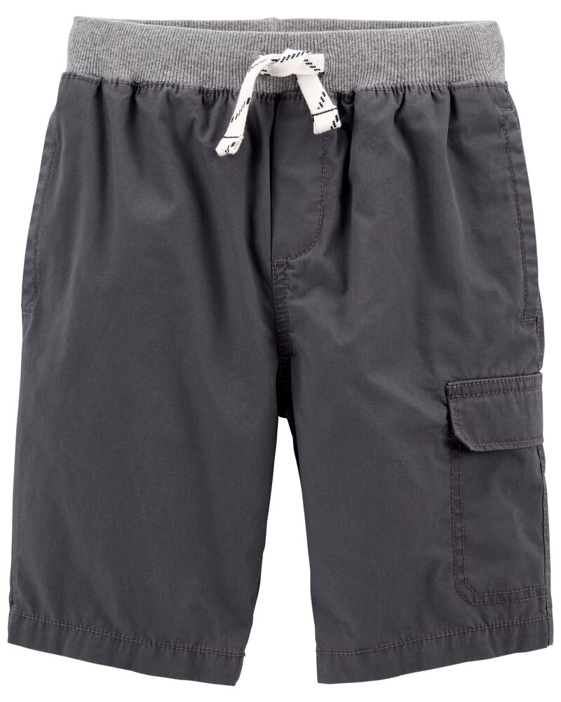 Easy Pull-On Dock Shorts, , hi-res