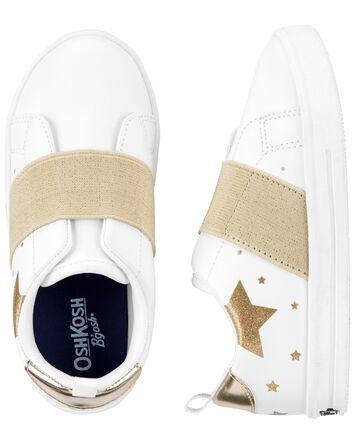 Sparkle Star Slip-Ons