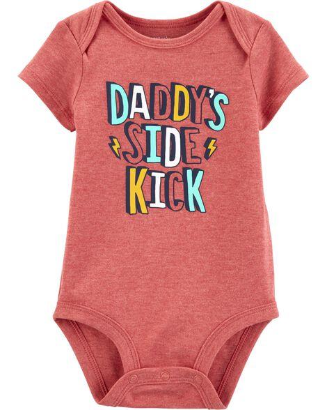 Daddy's Sidekick Collectible Bodysuit