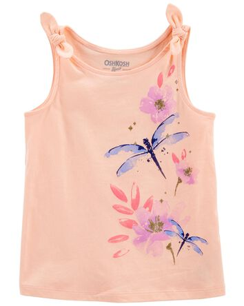 Dragonfly Knot Bow Tank