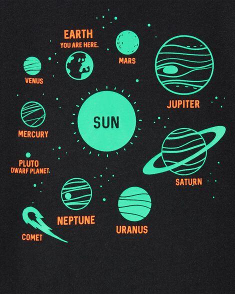 Solar System Jersey Tee