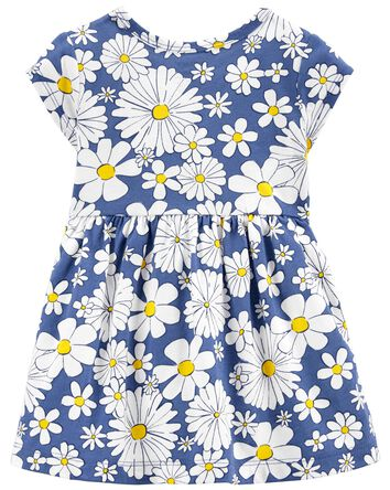 Daisy Jersey Dress