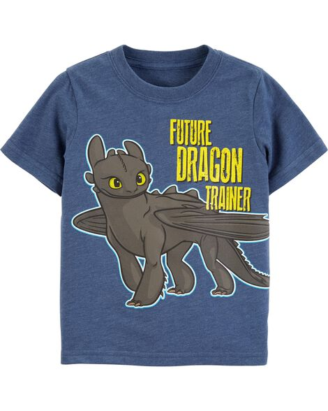 T-shirt Comment dresser votre dragon