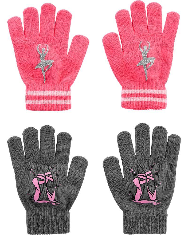 Kombi 2-Pack Dance Gripper Gloves, , hi-res