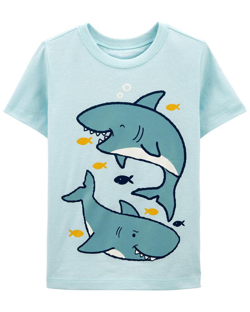Sharks Jersey Tee, , hi-res
