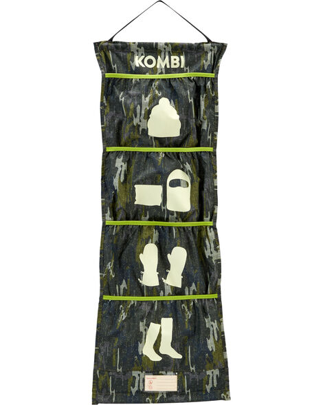 Camo Winter Accessories Organiser