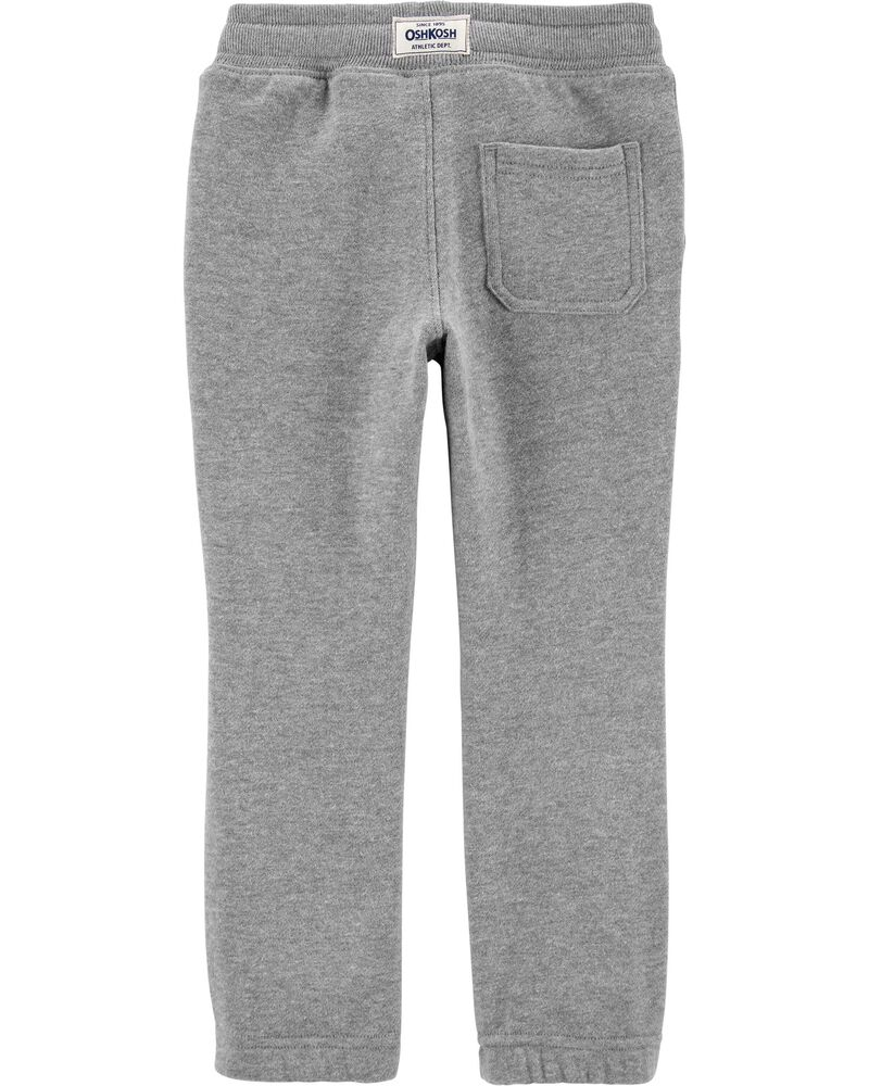 Logo Fleece Joggers, , hi-res