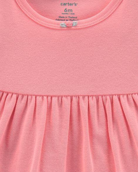 2-Pack Long-Sleeve Dress Set