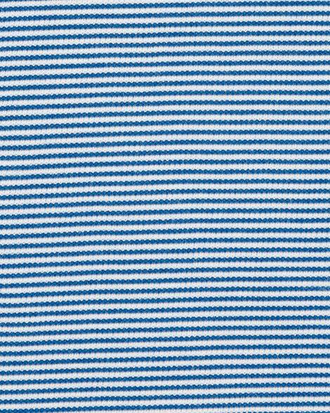 Striped Piqué Polo