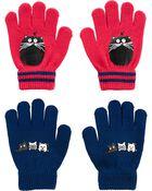 Kombi 2-Pack Cat Gripper Gloves, , hi-res