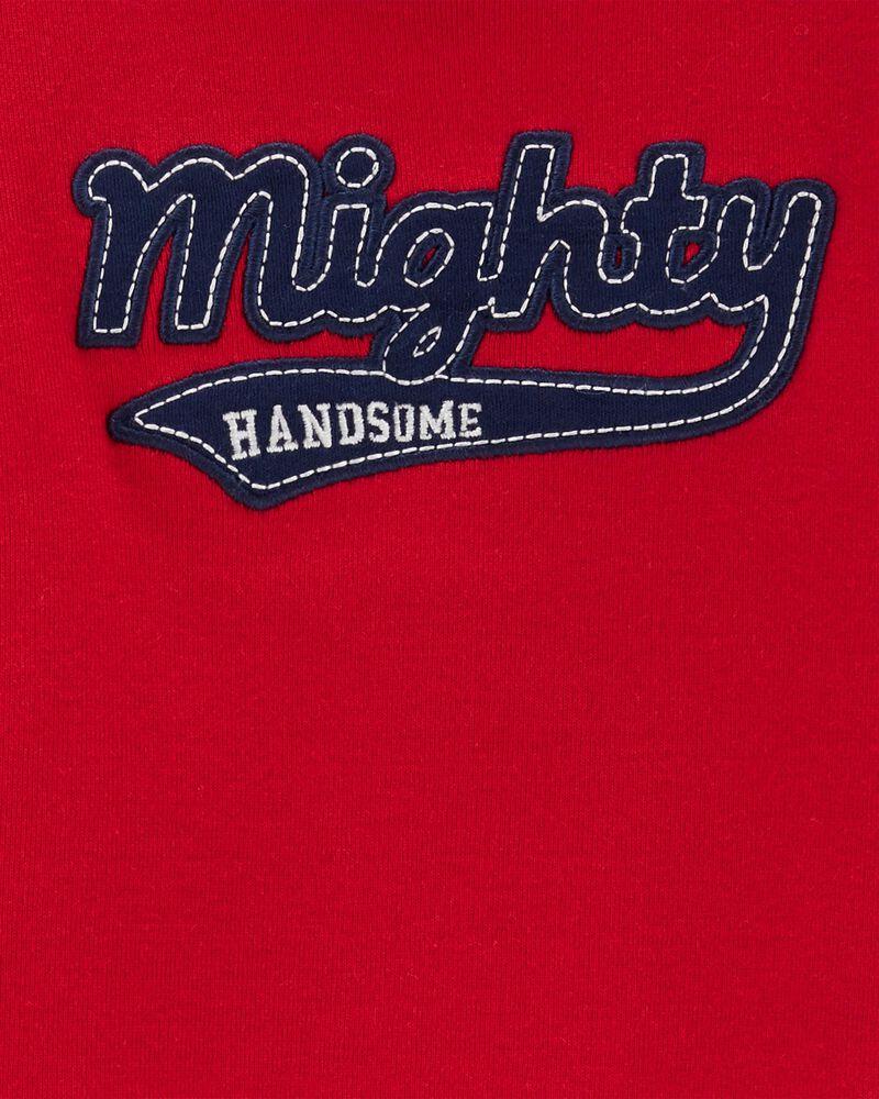 Ensemble 2 pièces cache-couche et pantalon Mighty Handsome  , , hi-res
