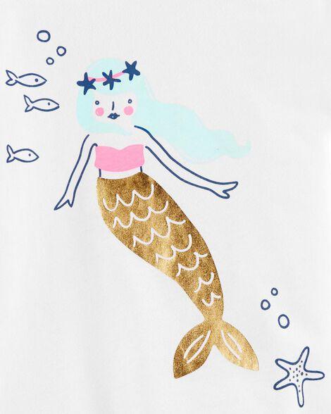 Side-Tie Mermaid Tee