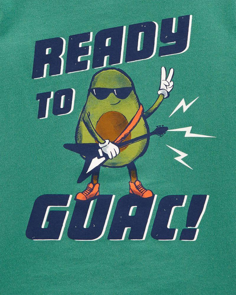 T-shirt en jersey Guacamole, , hi-res