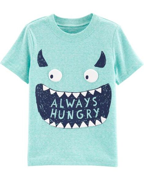 T-shirt Always Hungry Monster