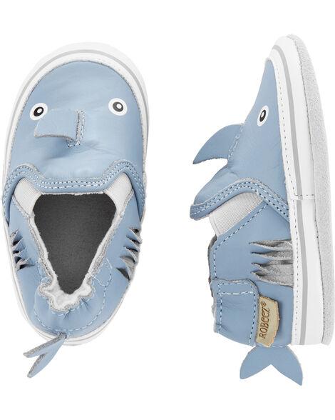 Chaussures à semelle souple requin