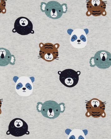 3-Piece Bear Little Cardigan Set