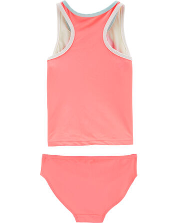 Rainbow Heart Tankini