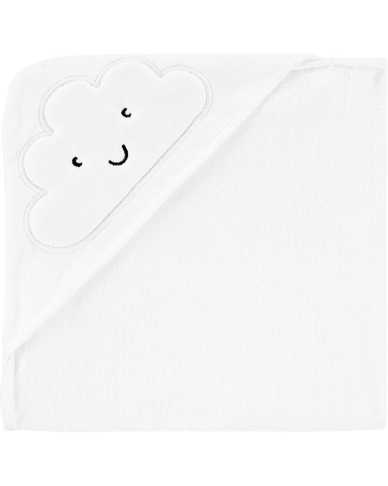 Cloud Hooded Towel, , hi-res