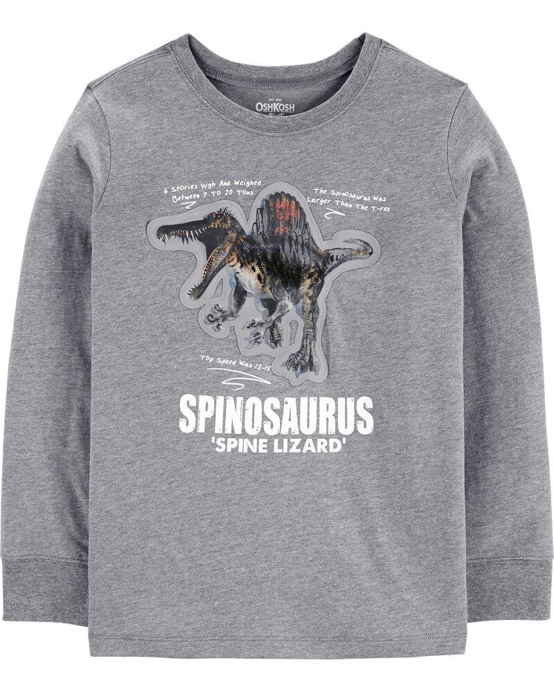 T-shirt Spinosaure, , hi-res