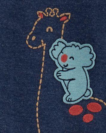 2-Way Zip Koala Sleep & Play