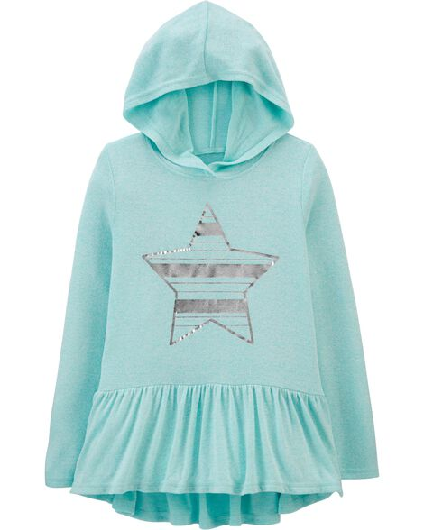 Star Hooded Tunic