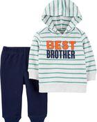 Ensemble 2 pièces kangourou Best Brother et pantalon de jogging , , hi-res