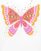 Butterfly Jersey Tee, , hi-res