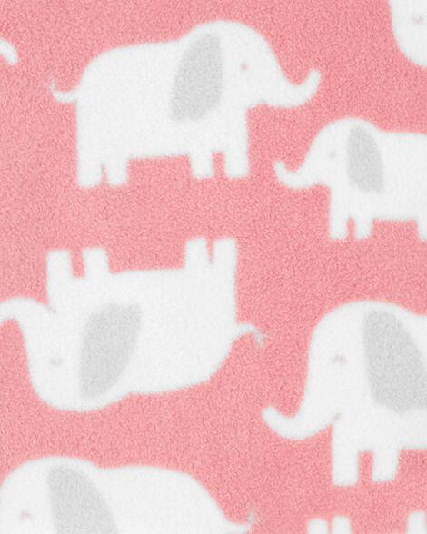 Ensemble 3 pièces cardigan à éléphant