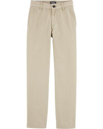 Pantalon d'uniforme en coutil