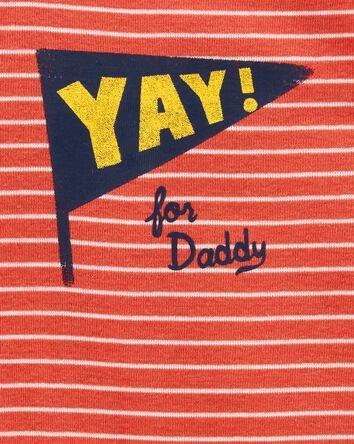 Cache-couche original Yay Daddy