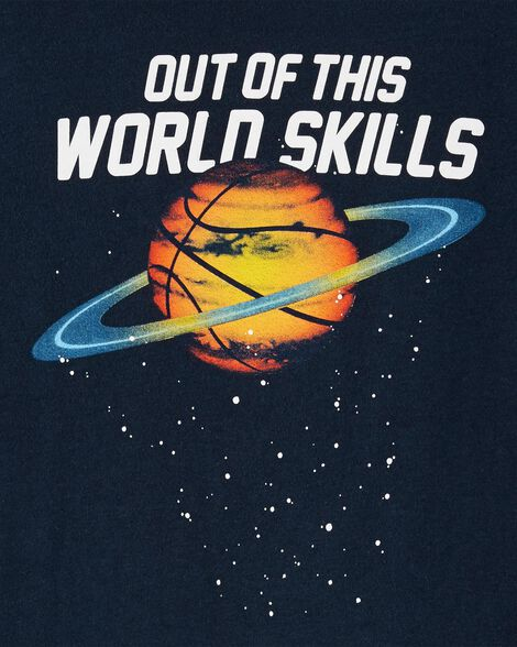 Out Of This World Skills Space Jersey Tee