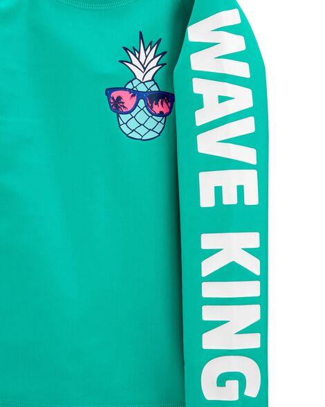 Wave King Rashguard