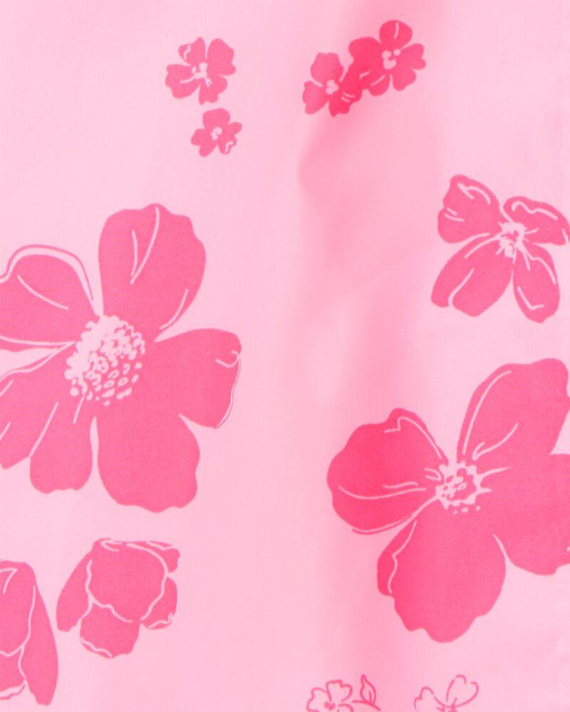 Floral Windbreaker, , hi-res