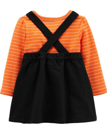 2-Piece Halloween Bodysuit & Jumper...