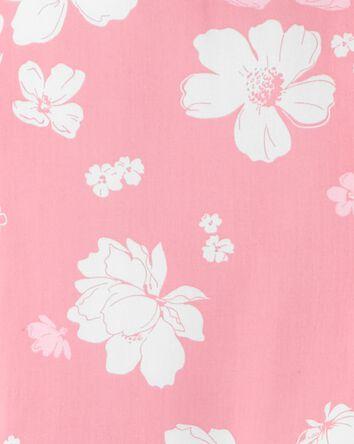 Floral Viscose Jumpsuit