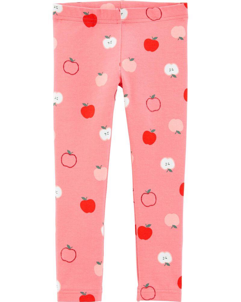 Legging à pommes, , hi-res