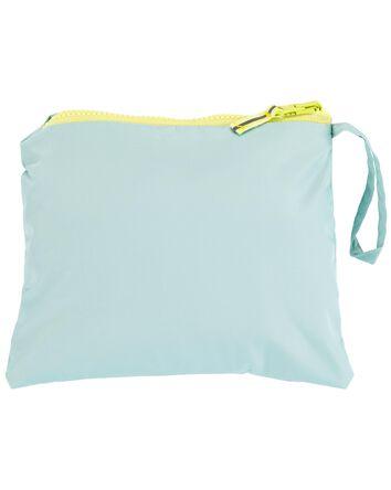 Colourblock Packable Windbreaker