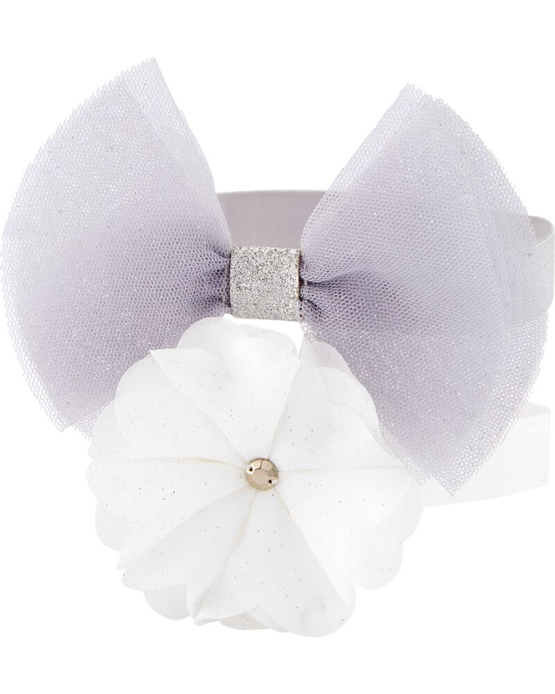 2-Pack Tulle Headwraps, , hi-res