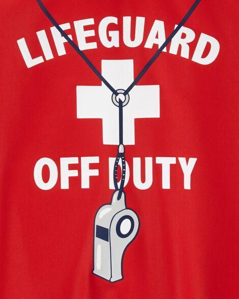Lifeguard UV Swim Shirt