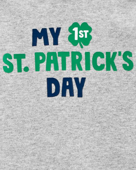 1st St. Patrick's Day Collectible Bodysuit