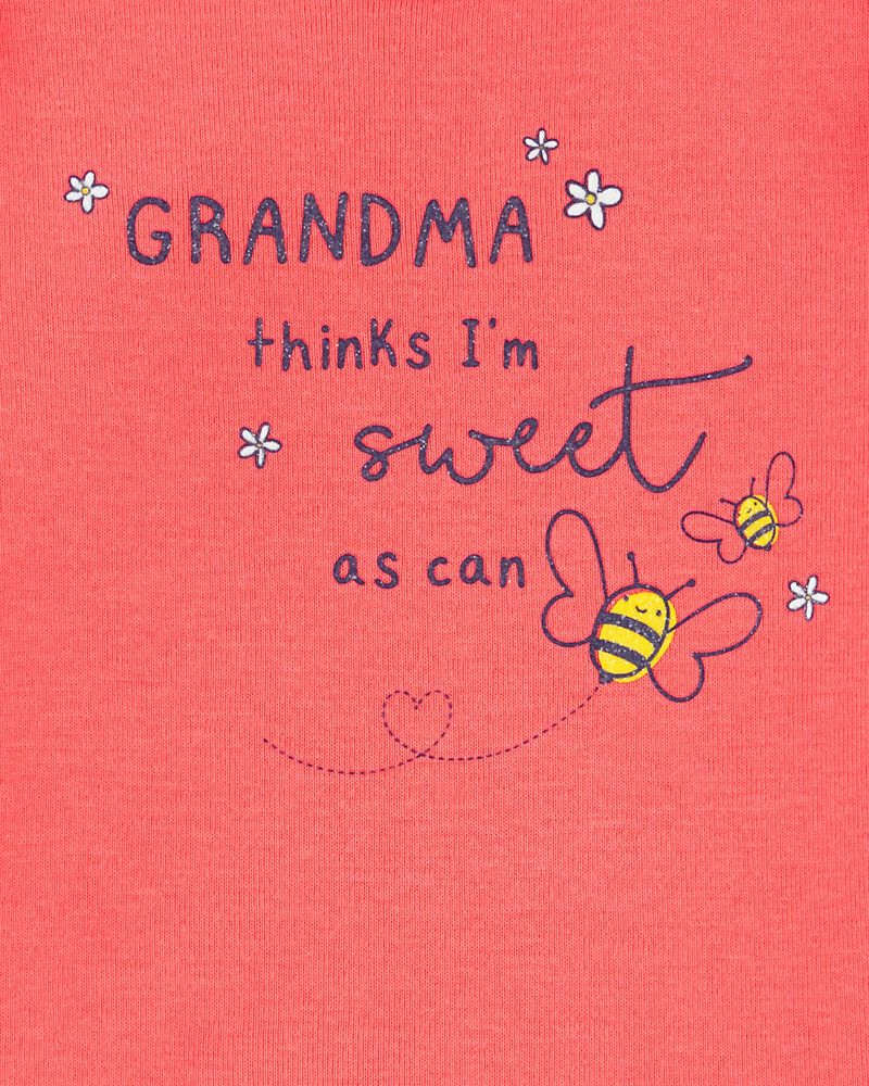 Cache-couche à imprimé Grandma, , hi-res