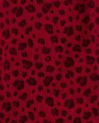 3-Piece Leopard Tee & Jumper Set, , hi-res