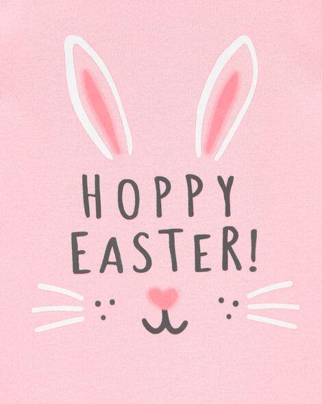 Cache-couche à collectionner motif lapin de Pâques