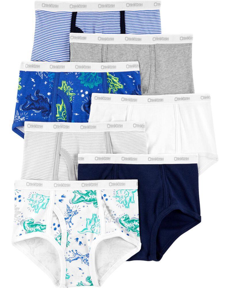 7-Pack Cotton Briefs, , hi-res