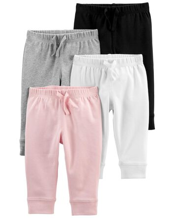 4-Pack Pull-On Pants