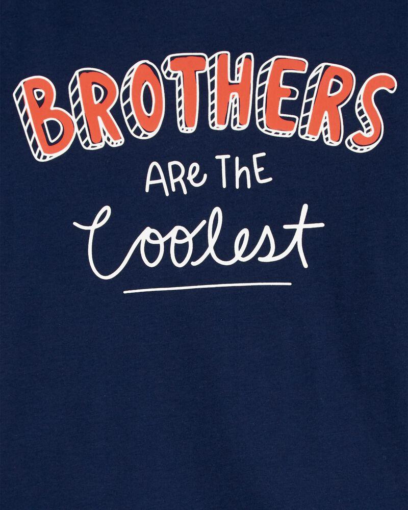 T-shirt en jersey Brother, , hi-res
