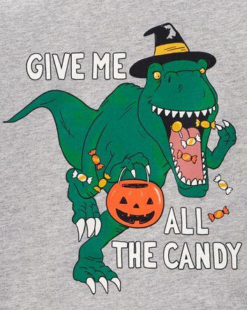 T-shirt en jersey dinosaure d'Hallo...