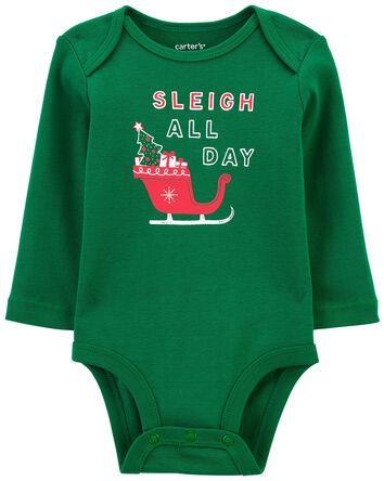 Sleigh All Day Christmas Collectibl...