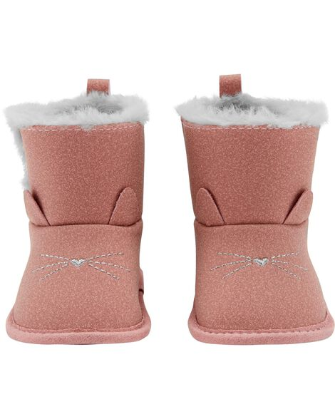 Cat Boot Baby Shoes