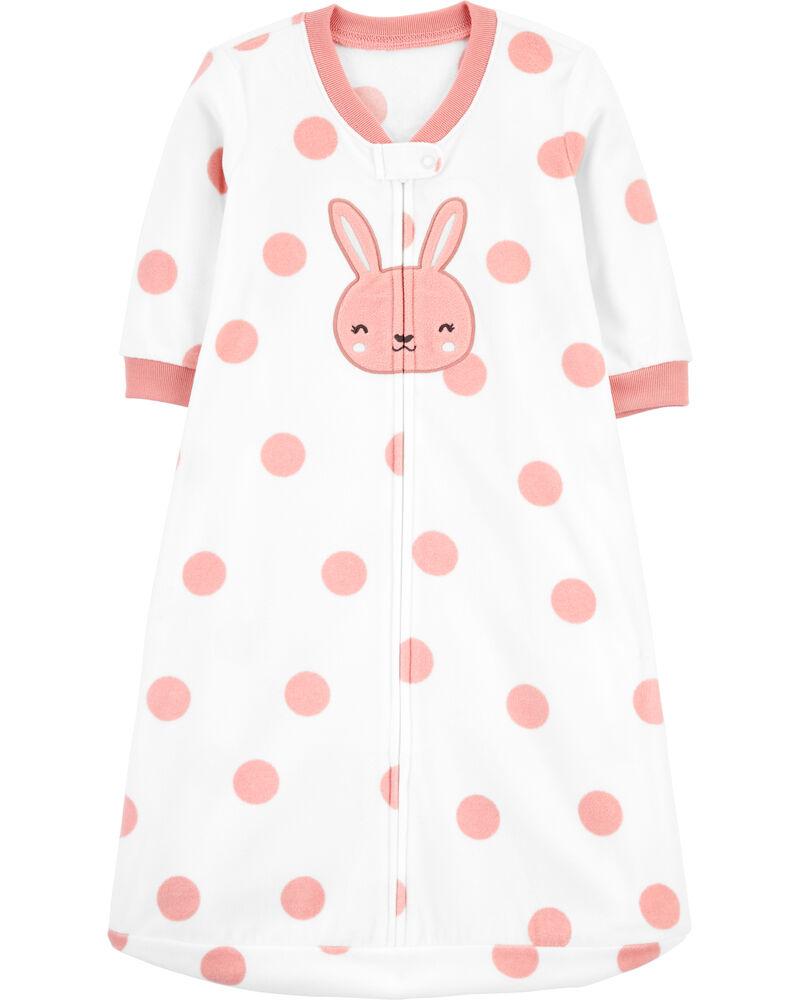 Bunny Fleece Sleep Bag, , hi-res